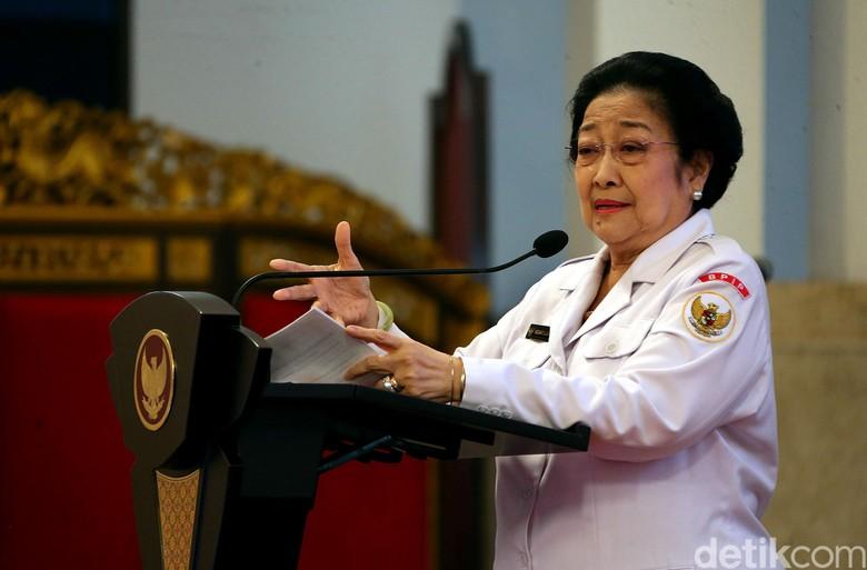 Seragam BPIP 4 Kantong, Gerindra: Mega-Prabowo Sahabat, Wajar Seleranya Sama