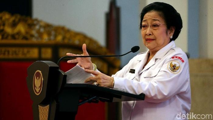 Megawati (Foto: Rengga Sancaya-detikcom)