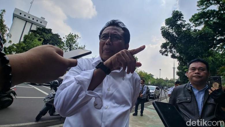 Jubir Jokowi Tiba-tiba ke Lokasi Ledakan di Monas: Istana Aman