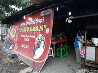 Soto Pak Keman Solo, Soto Sapi Favorit Puan Maharani dan Gibran