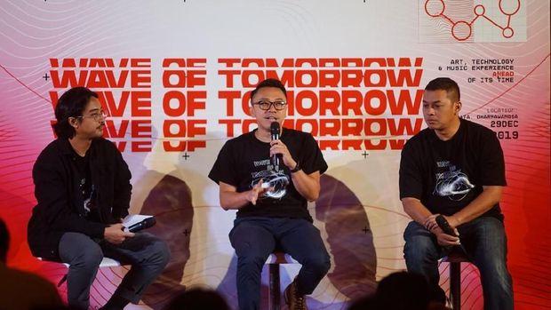 Siap Lihat Karya Seni Nyentrik di Wave of Tomorrow 2019?