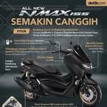 Data dan Fakta Yamaha Nmax Model 2020