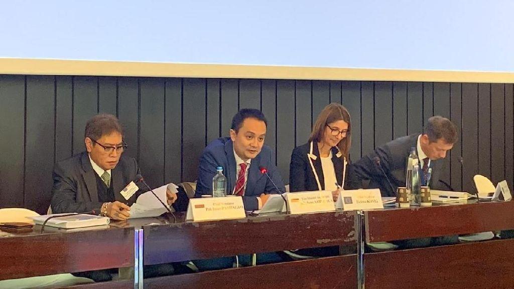 Wamendag Pimpin Perundingan Indonesia-EU CEPA di Brussels
