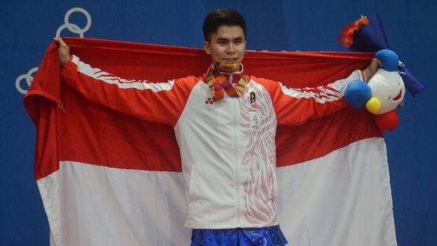 Indonesia Lampaui Emas SEA Games Dua Tahun Lalu