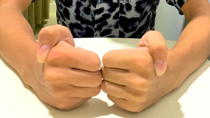 Challenge halo tulang sendi?. Foto: Tangkapan layar Twitter
