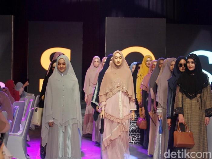 koleksi Sisesa di InterContinental Hotel Jakarta 2019