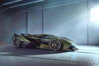 Inspirasi Futuristik Lamborghini di Gran Turismo Keren Banget