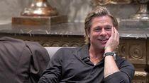 Brad Pitt Mengaku Bahagia dengan Hidupnya Kini