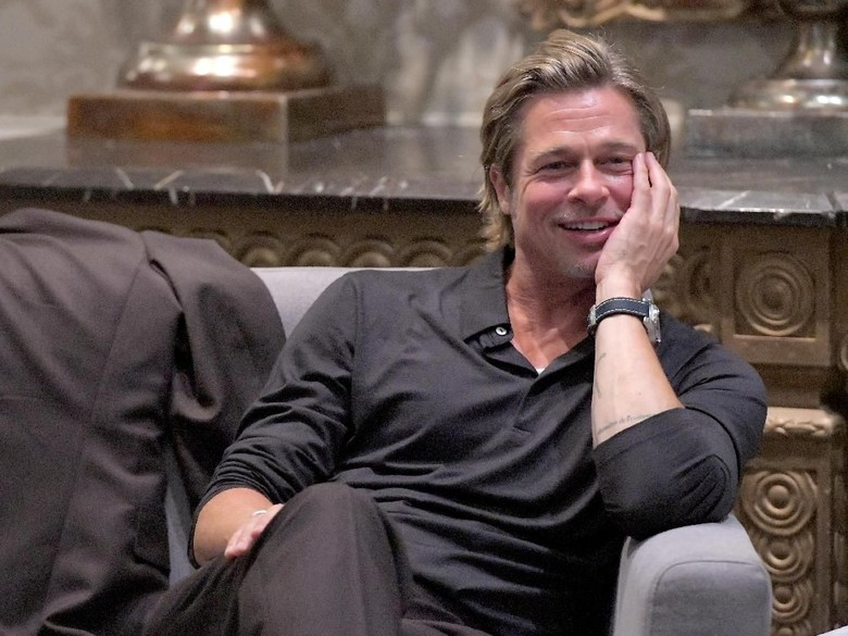 Brad Pitt. Foto: Charley Gallay/Getty Images for Breitling