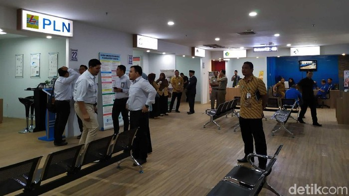 Foto: Agus Setyadi-detikcom/Mal Pelayanan Publik di Banda Aceh