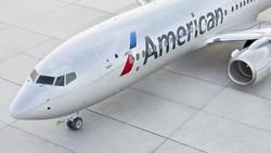 Pesawat American Airlines Tabrak Burung, Kaca Depan sampai Retak