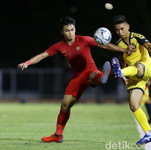 Timnas U-22 Yakin Mampu Kalahkan Myanmar, Bukan Berarti Sombong