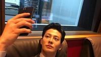 Cha In Ha dikenal sebagai aktor dan bintang sejumlah serial salah satunya, Fantagio (Instagram @chainha_715)