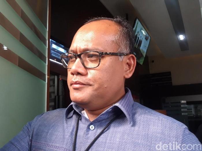 Direskrimsus Polda Jatim Kombes Gidion Arif Setyawan (Hilda Meilisa Rinanda/detikcom)