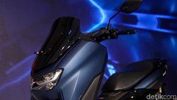Berapa Harga Yamaha Nmax Connected/ABS?