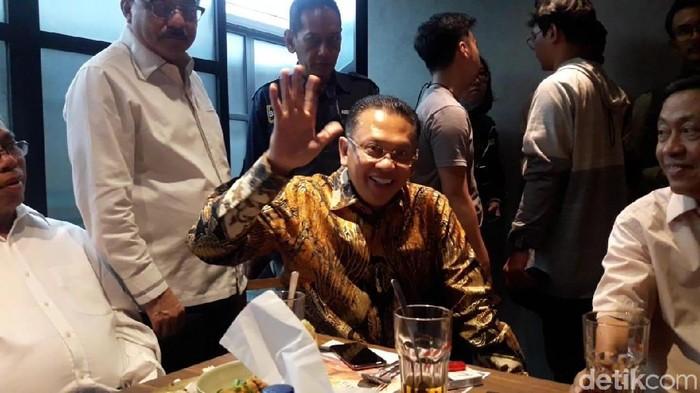 Bambang Soesatyo (Bamsoet) (Farih Maulana Sidik/detikcom)