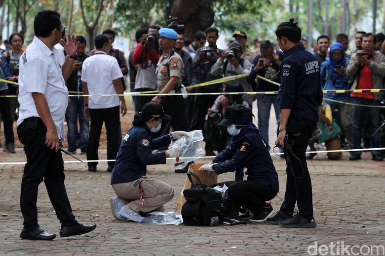 Ada Ledakan di Monas, Paspampres Pastikan Pengamanan Harian Sudah Kuat