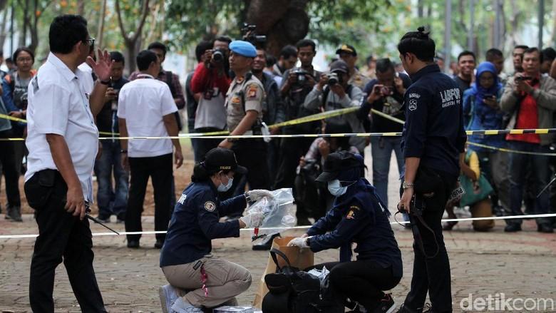 Maruf Amin Tunggu Penyelidikan Soal Ledakan Granat di Monas
