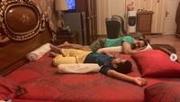 Bahkan Inul dan suami sampai pisah ranjang karena hal tersebut.Dok. instagram