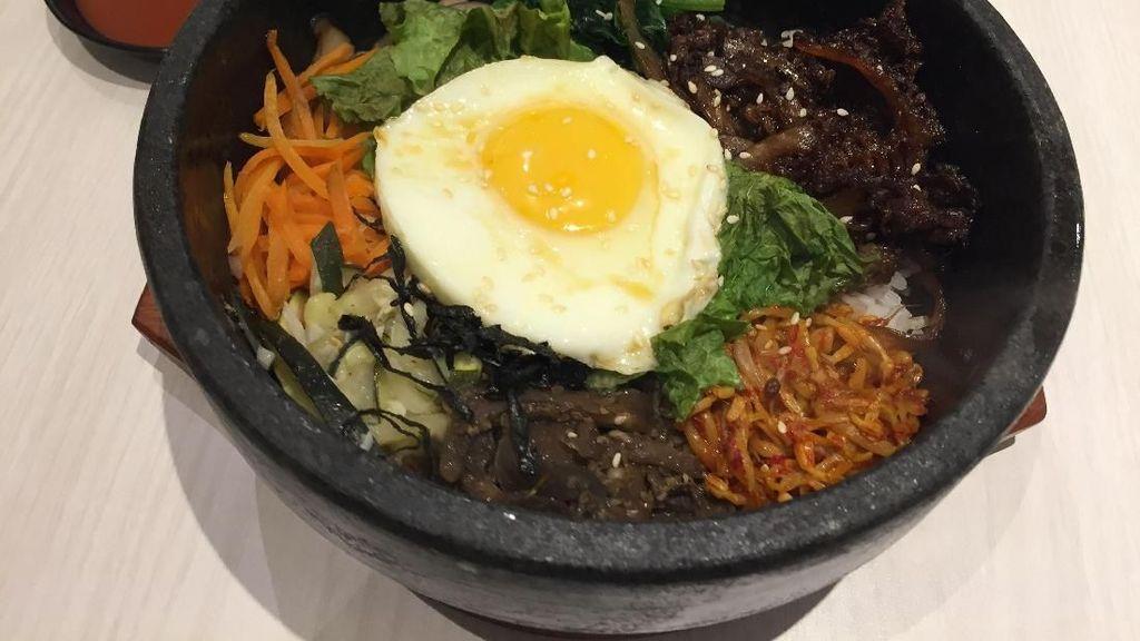 Hangatkan Badan dengan Bibimbap, Nasi Komplet Korea di 5 Tempat Ini