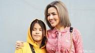 Barbie Kumalasari Terus Ajak Anak Muncul di Televisi