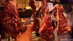 Daging Sapi Impor Siap Ramaikan Pasar Jakarta Jelang Nataru 2020