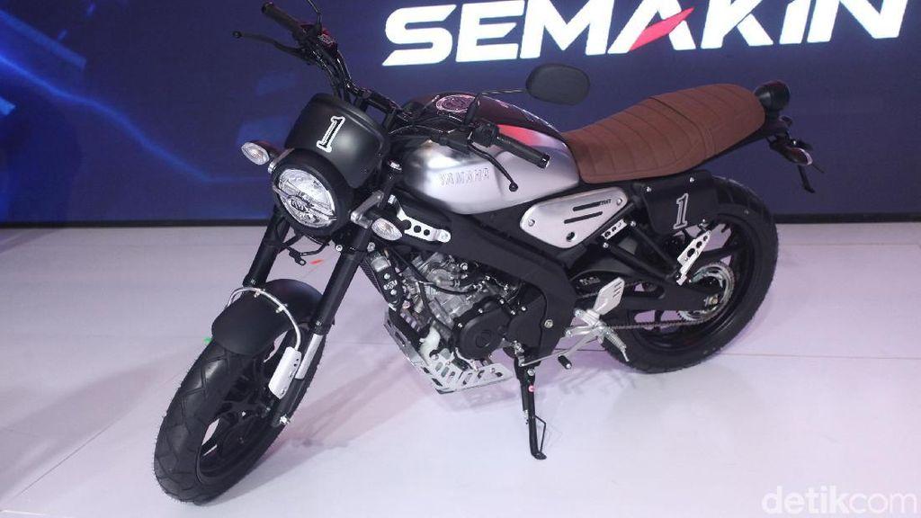 Dalam Sebulan, Yamaha Klaim Permintaan XSR Melewati Target