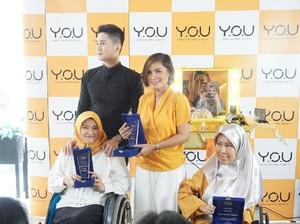 Komunitas Disabilitas Belajar Makeup di Hari Disabilitas Internasional 2019