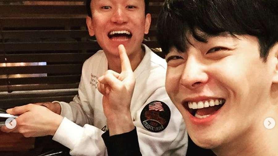 Senyum Cha In Ha dan Kenangan Sebelum Meninggal Dunia