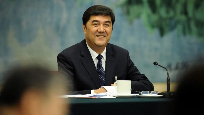 Eks Kepala Daerah Xinjiang Dibui Seumur Hidup terkait Gratifikasi