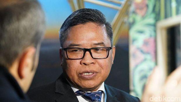 Wakil Menteri Lingkungan Hidup dan Kehutanan (LHK) Alue Dohong