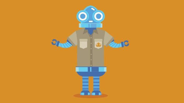 PNS Digantikan Robot