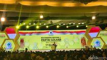 Bicara Stabilitas di Munas Golkar, Jokowi Singgung Demo 5 Bulan di Hong Kong