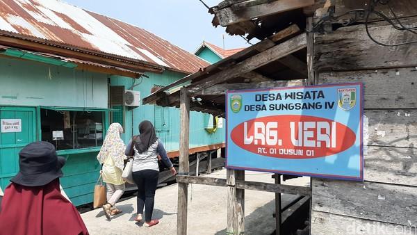 Untuk menuju lokasi, dibutuhkan waktu 2,5 jam dari Kota Palembang. Akses ke lokasi ada dua alternatif, bisa memakai jalur darat atau naik speed boat.(Foto: dok. TNSembilang)