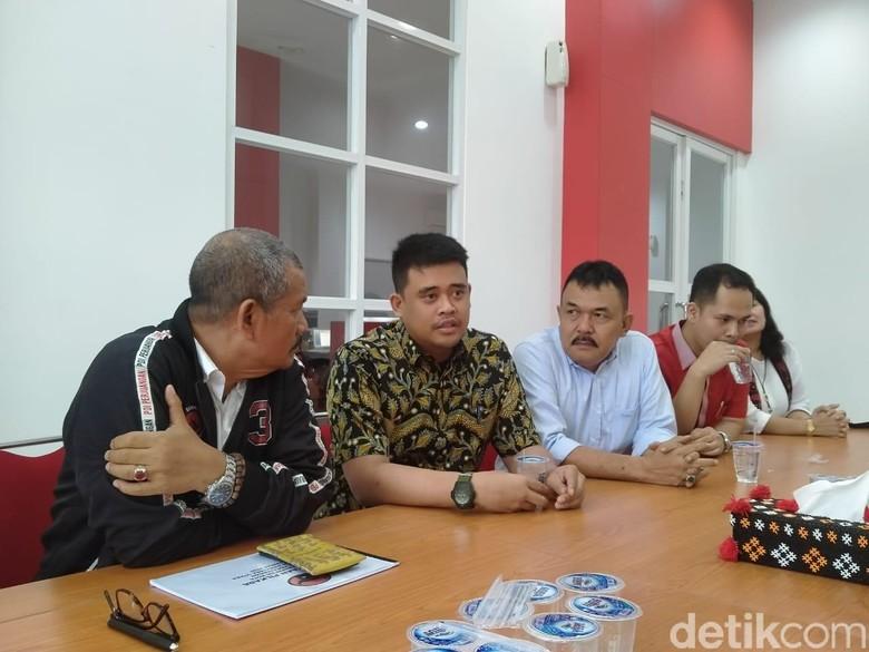 Daftar Cawalkot Medan ke PDIP, Bobby Nasution Kantongi Restu Jokowi?