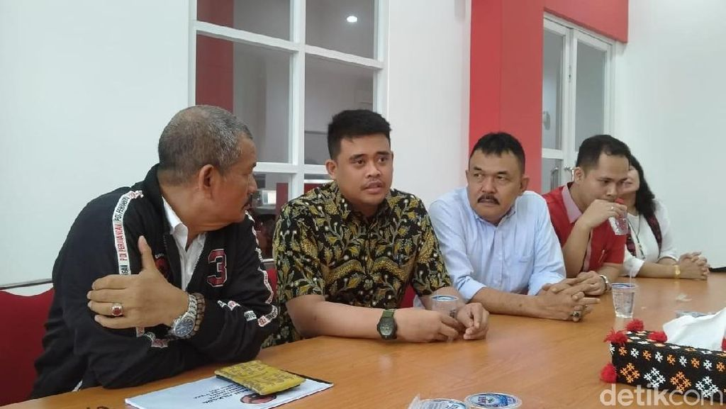 Ini Kriteria Bakal Calon Wakil Wali Kota Medan yang Dicari Bobby Nasution