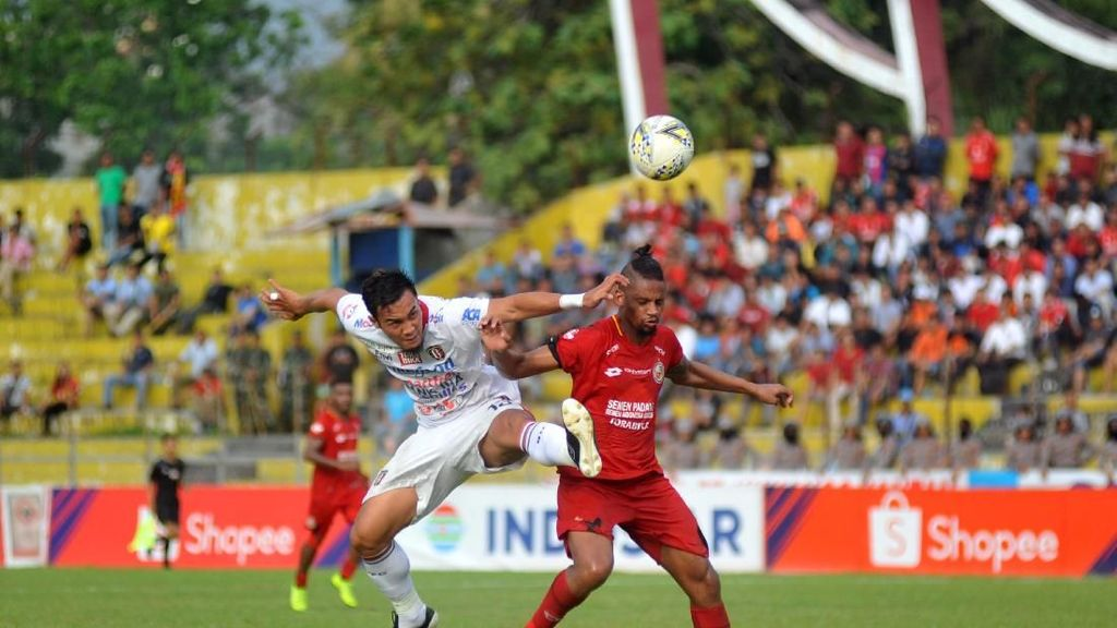 Semen Padang Masih Yakin Bertahan di Liga 1