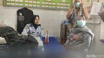 Sembunyikan Narkotika dalam CD, Wanita Pengunjung Lapas Kediri Diamankan