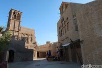 Al Seef, Kampung Aladdin dari Kota Dubai