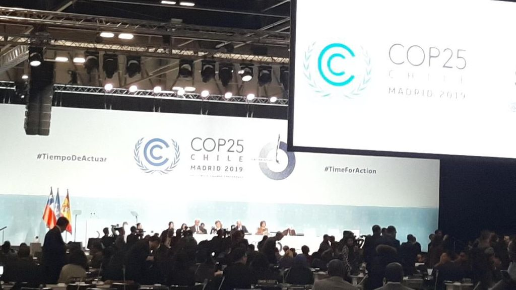 Konferensi Perubahan Iklim ke-25 Diharapkan Bawa Aksi Nyata Kurangi Emisi