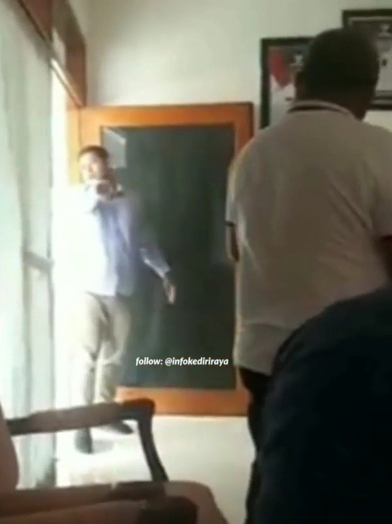 Viral Wali Kota Kediri Usir Utusan KONI Jatim hingga Shalfa Pingsan