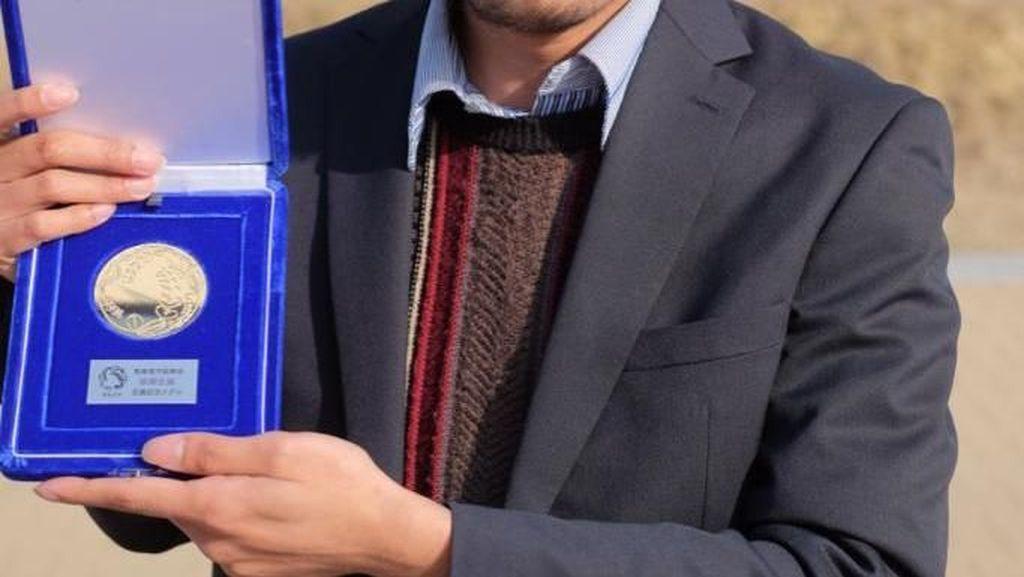Kisah Putra Banjarbaru yang Jadi Peneliti Teknologi Nano di Jepang