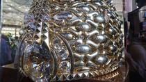 Penampakan Cincin Emas Terbesar Sedunia di Dubai