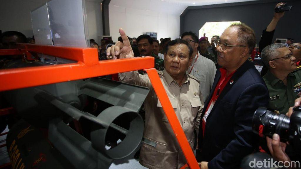 Ini Spesifikasi Jet Tempur RI-Korsel yang Dinego Prabowo