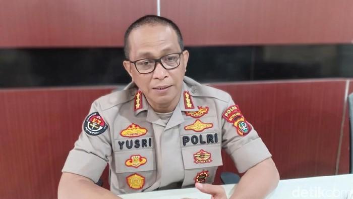 Kabid Humas Polda Metro Jaya Kombes Yusri Yunus. (Wildan/detikcom)