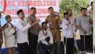 Hengky Kurniawan Janji Angkat Dua Penyandang Disabilitas Jadi Stafnya