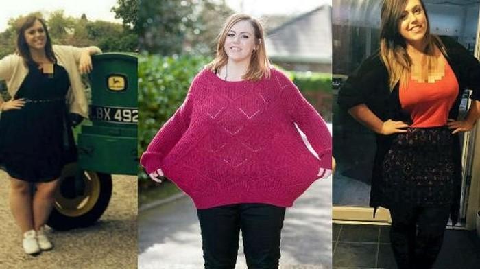 Diejek Gemuk 5 Orang Ini Terapkan Tips Diet Hingga Jadi Langsing