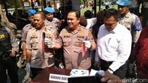 Komplotan Curanmor di Jombang Diringkus, Satu Pelaku Ditembak Kaki