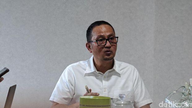 Semuel Abrijani Pangerapan, Direktur Jenderal Aplikasi Informatika (Dirjen Aptika) Kominfo