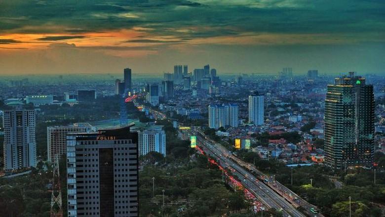 Jakarta Lebih Aman dari Kuala Lumpur, Masuk 100 Kota Berbahaya di Dunia